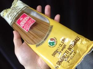 アルチェネロの有機デュラム小麦のセモリナのスパゲッティ