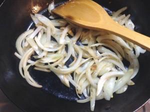 豚肉とエリンギのトマト煮込み-レシピ1