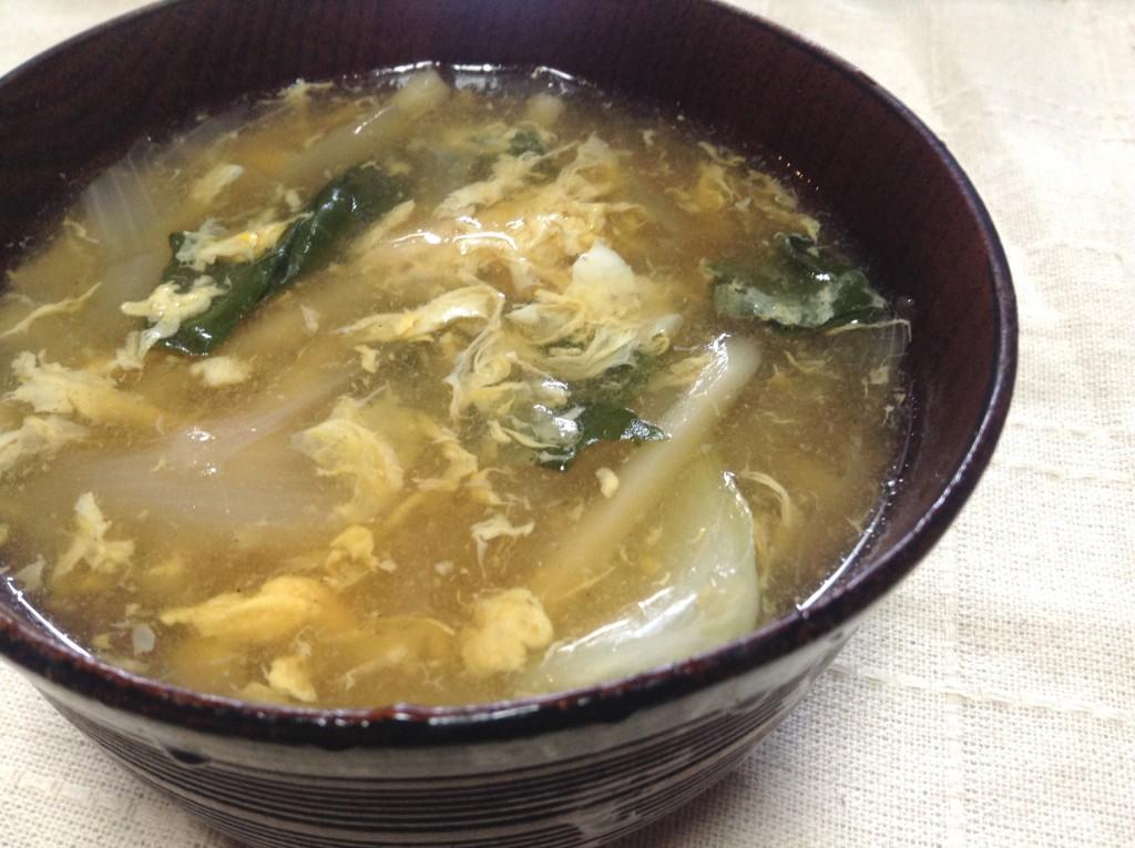 とろとろ☆中華スープ