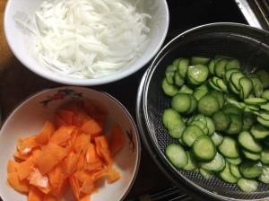 ホクホク・ポテトサラダ-レシピ1
