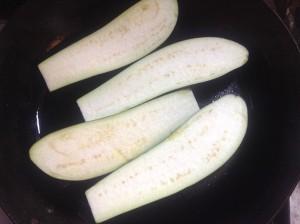 焼き茄子のおひたし-レシピ1