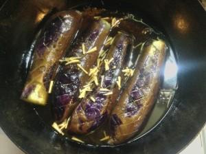 焼き茄子のおひたし-レシピ2