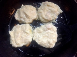 チキンポテトバーグ-レシピ2
