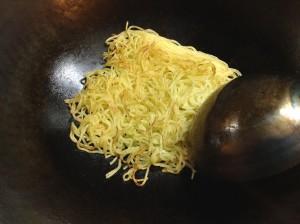 絶品!☆海鮮あんかけ塩焼きそば-レシピ1