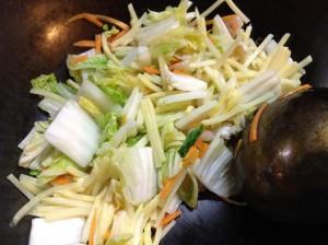 絶品!☆海鮮あんかけ塩焼きそば-レシピ2
