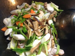 豪華!本格!☆具だくさん・八宝菜-レシピ3