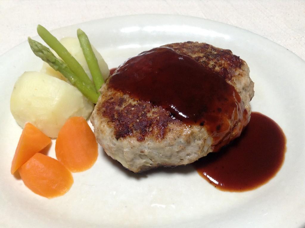 洋食屋の味☆デミグラスハンバーグ