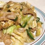 定番☆コクと甘みの回鍋肉(ホイコーロー)