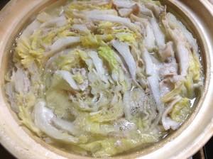 簡単かつ豪快☆豚バラと白菜のミルフィーユ鍋-レシピ3