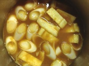 作り置きのカレーで簡単に★カレー南蛮そば★レシピ-レシピ1