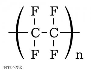 PTFE-化学式