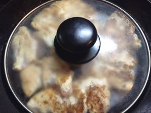 しっとりヘルシー☆ガーリックトマトソース・鶏胸肉のソテー-レシピ2