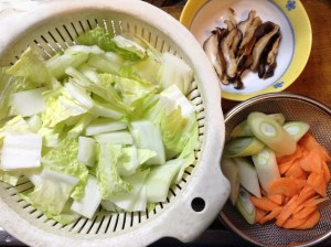 さっぱりヘルシー☆蕎麦のあんかけ焼きそば-レシピ1