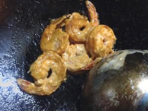 揚げ焼きでお手軽に☆プリプリ・エビマヨ-レシピ2