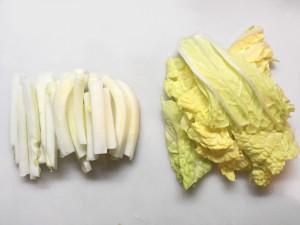中華の定番漬物★シャキシャキ・辣白菜/ラーパーツァイ★レシピ-レシピ1