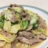 チャチャッと手軽に★キャベツと豚肉の味噌炒め★レシピ